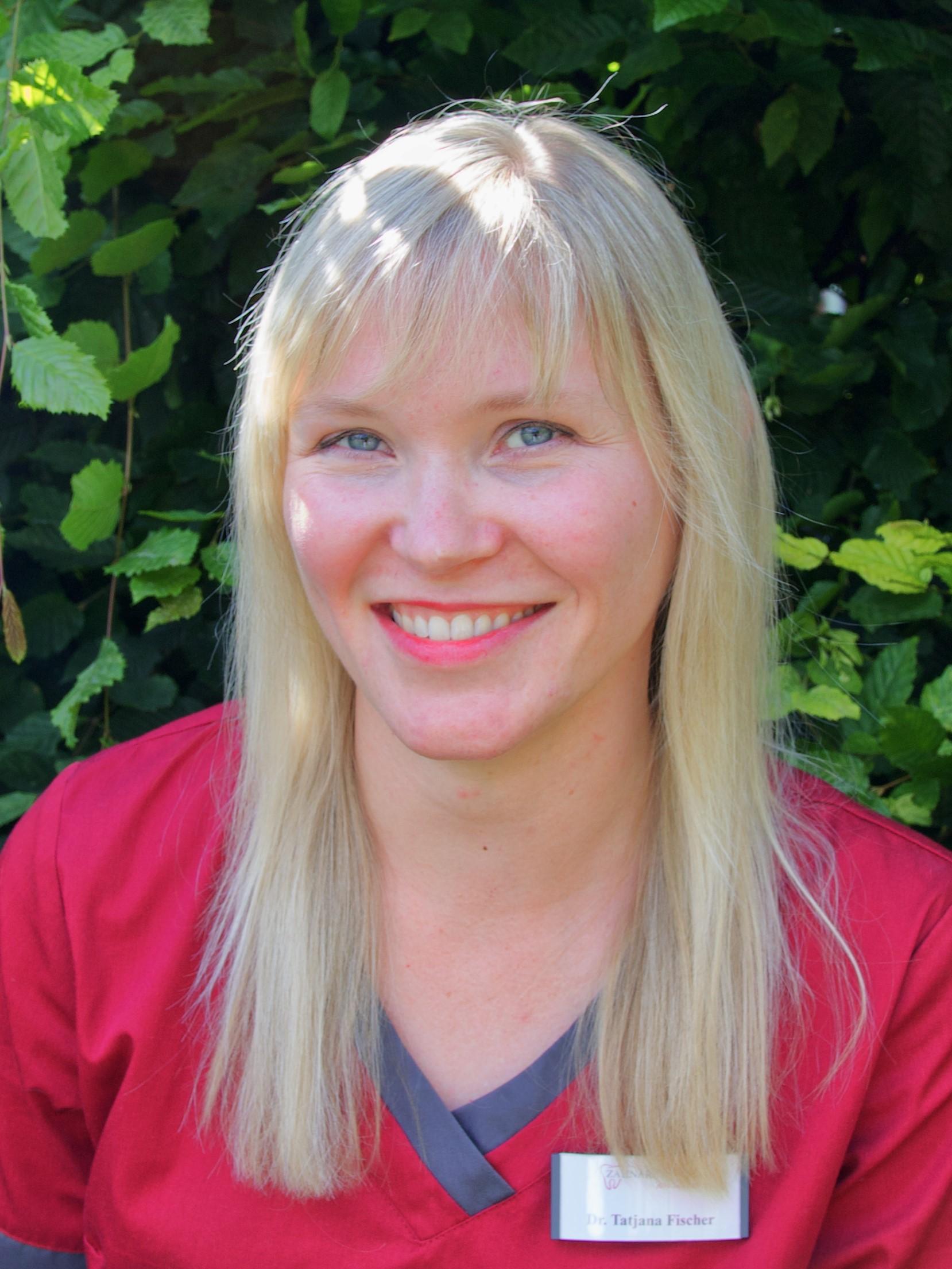 Dr. Tatjana Fischer